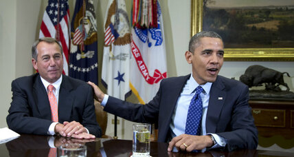 To avoid fiscal cliff, Obama and GOP should compromise like Founding Fathers (+video)