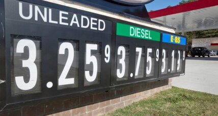 Gas prices drop 7 cents in two weeks
