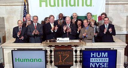 Humana profit down, but still beats estimates