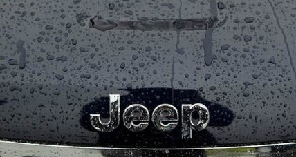 Chrysler recall involves airbags in 919,000 SUVs