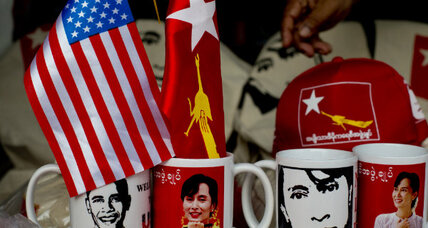 Obama is right to visit Myanmar (Burma)
