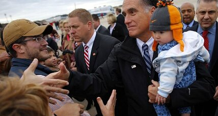Could New Hampshire hold the key? Romney and Obama take no chances.