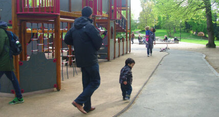 Norway and paternity leave: Father's day of a different kind