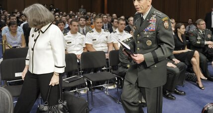 'Petraeus scandal' as a mirror on marriage