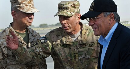 Pentagon can recover from Petraeus and Allen scandals