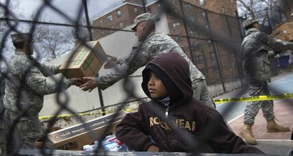 Hurricane Sandy's darker side: Looting and other crime