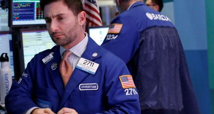 Stocks end flat after HP shocker, Fed warning