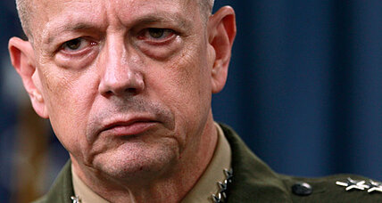 Gen. John Allen: How top US commander got caught up in Petraeus scandal (+video)
