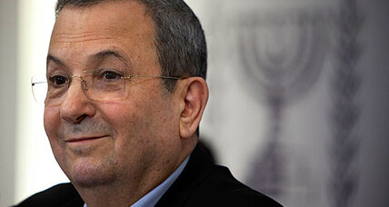 Why is Ehud Barak leaving Israeli politics?