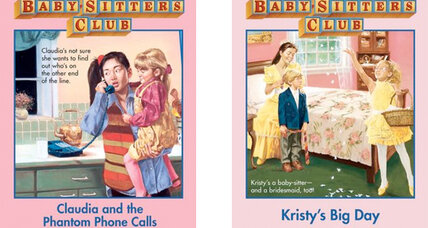 'The Baby-sitters Club' novels will get e-book releases