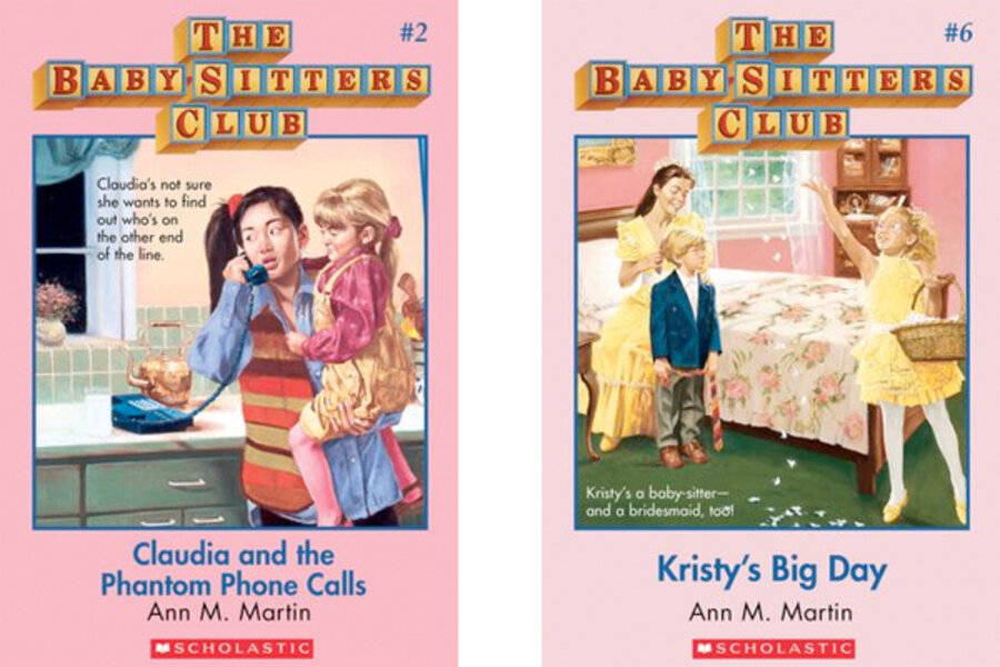 the baby sitters club novels will get e book releases