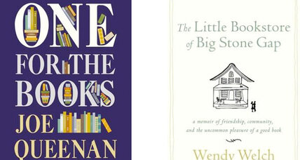 'One for the Books,' 'The Little Bookstore of Big Stone Gap' and 'My Bookstore'