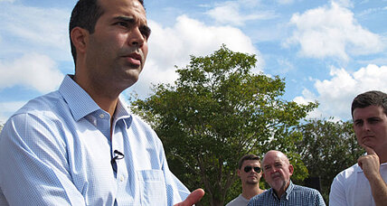 George P. Bush files to run for office in Texas