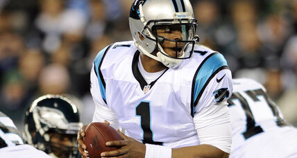 Cam Newton's sophomore slump? Forget about it! A Week 12 NFL quiz