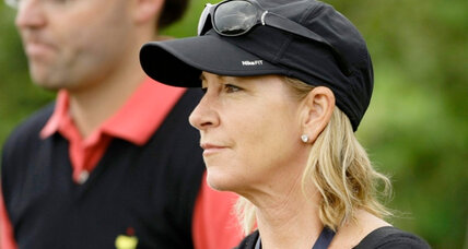 Chris Evert will star on 'CSI' for a tennis-mystery episode