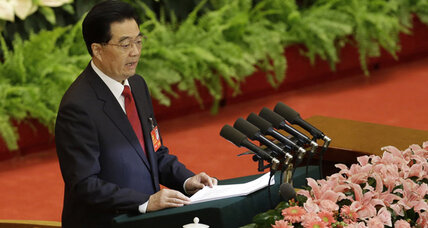 China's Communist Party Congress opens with a warning (+video)