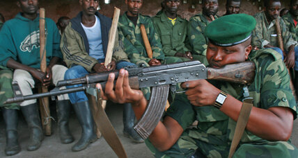 Congo rejects rebels' truce talks proposal