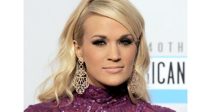 Carrie Underwood will play Maria von Trapp in NBC's 'The Sound of Music'