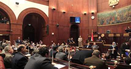 Will the rush to pass Egypt's constitution render it hollow?