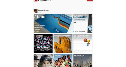 Flipboard hops to desktop