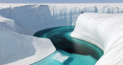 'Chasing Ice' is a chilling look at melting glaciers: movie review