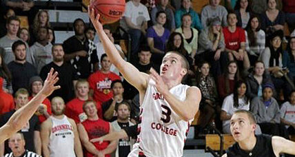 How Grinnell College player set NCAA scoring record, 138 points in a game