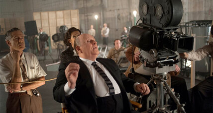 Anthony Hopkins plays the legendary director in 'Hitchcock': movie review