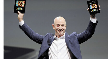 Amazon's Jeff Bezos as 'Businessperson of the Year': Can the book world learn from him?