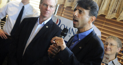 Romney blames 'gifts' on election loss. Bobby Jindal says: 'Wrong!' (+video)