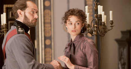 Jude Law in 'Anna Karenina' does well at box office as 'Breaking Dawn' breaks records
