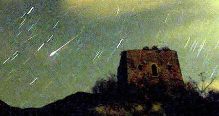 Leonid meteor shower: When and where to watch