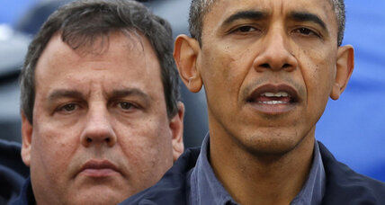 If Obama wins, how much credit goes to Chris Christie?