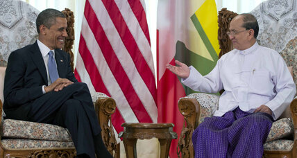 Obama's visit to Myanmar marks 'new chapter' in US-Myanmar relations