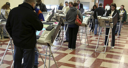 US judge allows Ohio voting software, alleged to be vulnerable to fraud