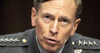 CIA director David Petraeus resigns, citing extramarital affair