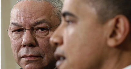 Obama's new foreign-policy and security team: Could Colin Powell be on it?