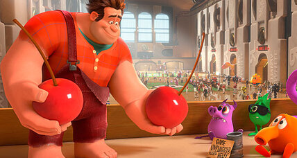 Wreck it Ralph: Biggest box-office opening ever for Disney animation