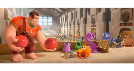 'Wreck-It Ralph': Is the video game send-up worth seeing?