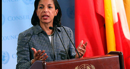 Why Susan Rice is being targeted by Republicans