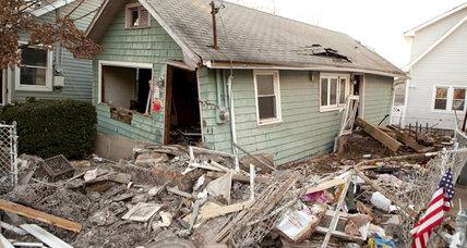 Sandy recovery claims mount. How much will a divided Congress pay?