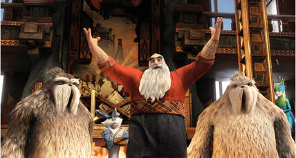 Santa and co. battle a villain in 'Rise of the Guardians': movie review