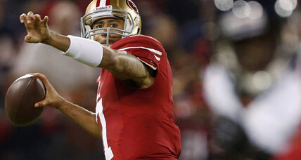 49ers' Kaepernick surpasses Montana, Young. A Week 11 NFL quiz