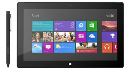 Surface Pro: Heart of a PC, body of a tablet, price tag of a Mac
