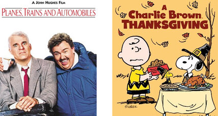 Thanksgiving: Pop culture's forgotten holiday (sort of)