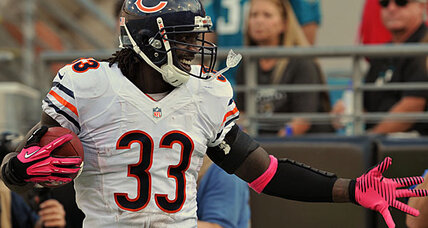 Charles Tillman: Baby to come Monday, he'll play Sunday
