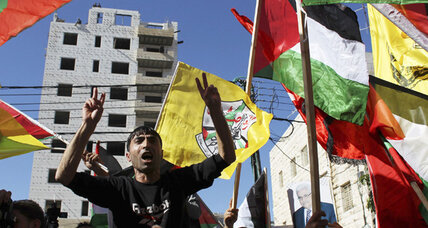 Europeans bolster Palestinian bid at the UN