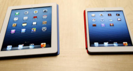 iPad Mini wait times drop by a week, just in time