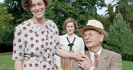Bill Murray is FDR in 'Hyde Park on Hudson' (+trailer)
