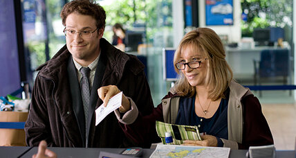 Seth Rogen and Barbra Streisand star in 'The Guilt Trip'