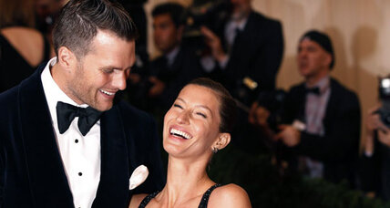 Gisele Bundchen and Tom Brady have a baby girl